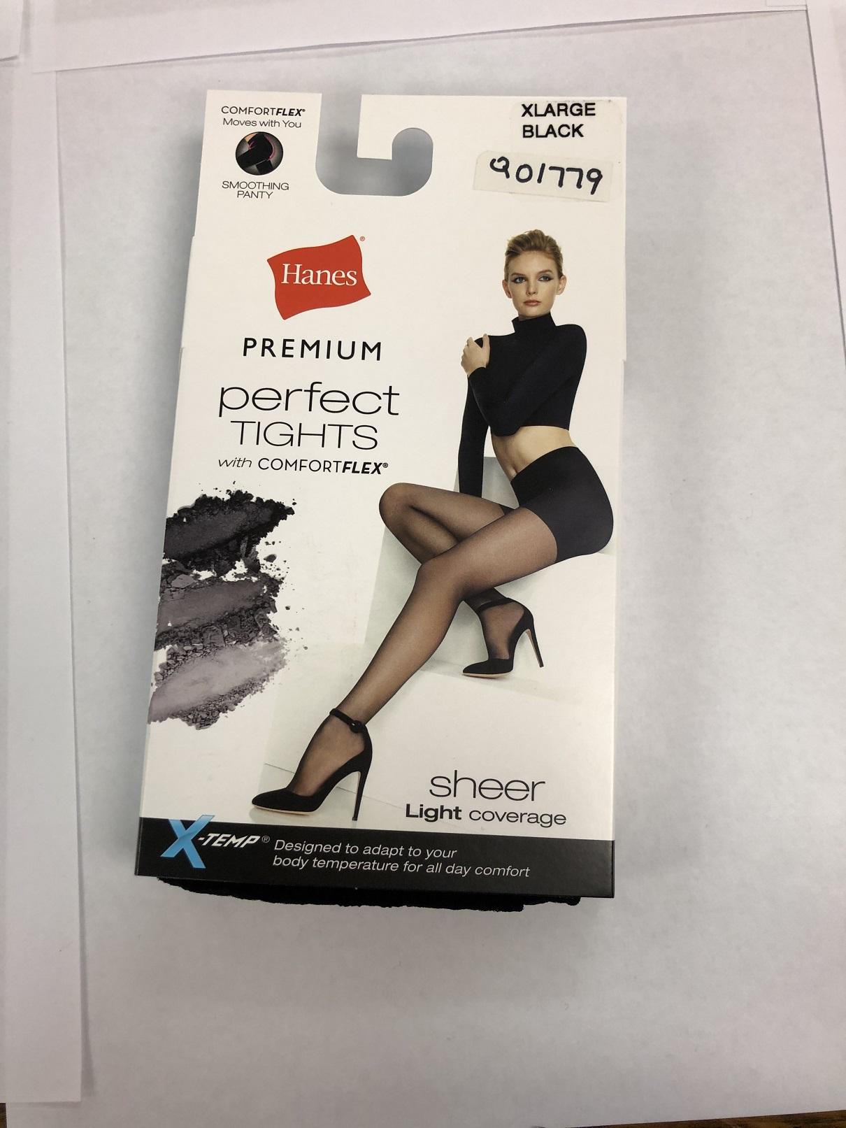 Hanes Premium Perfect Tights Sheer C/O /1PK women Hanes-C/O