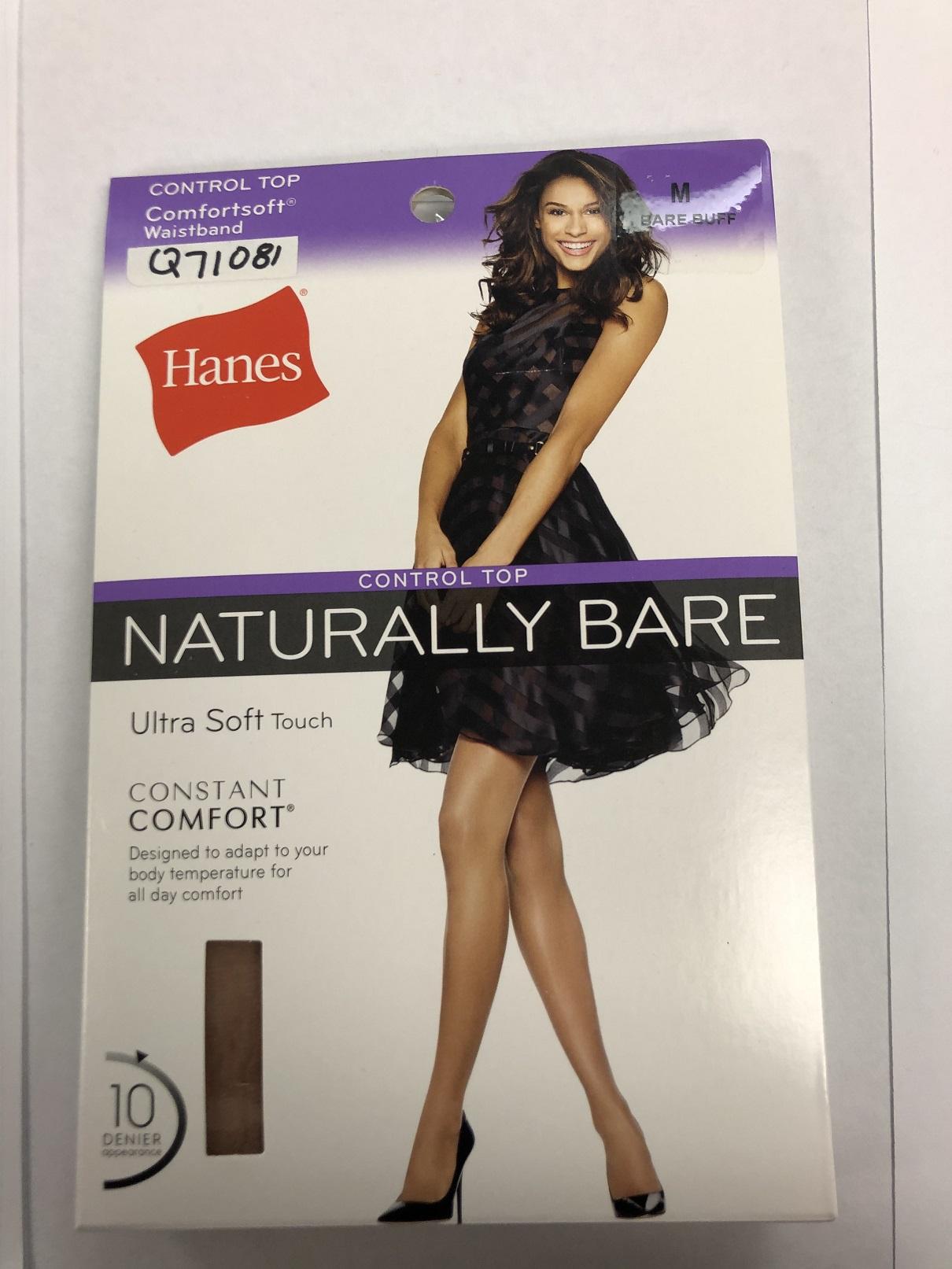 Hanes Naturally Bare Sheer C/O /1 women Hanes-C/O