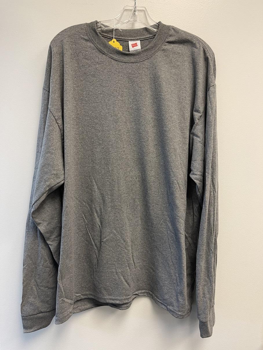Hanes Men's Long Sleeve T-Shirt IR /1 men Hanes-IR